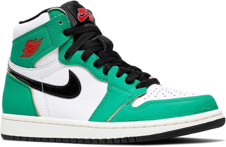 Jordan Women's Shoes Nike Air DB4612-300 Excellent Green Lucky 1 favorite
