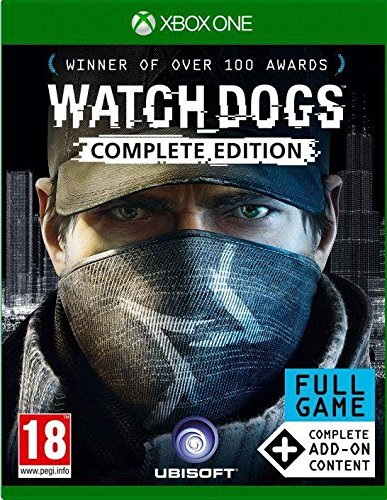 Ubisoft Watch_Dogs: Complete Edition, Xbox One Básico + complemento + DLC Xbox One vídeo - Juego...