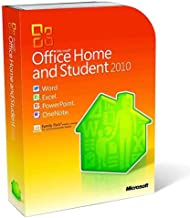 Microsoft Office Home and Student 2010 3-User