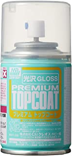 Mr Hobby Premium Top Coat Gloss Spray B601 88ml Bandai Gundam