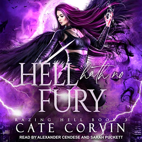 Hell Hath No Fury cover art