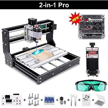 Kit de máquina CNC de Vogvigo CNC 3018 Pro para enrutador de ...