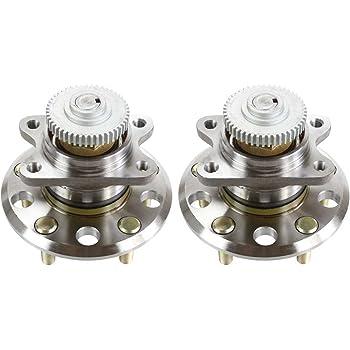 Auto Shack HB612220PR Rear Wheel Hub Assembly Pair