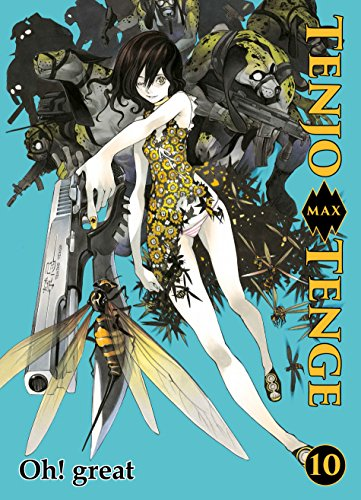 Tenjo Tenge Max, Band 10: Bd. 10 (German Edition)