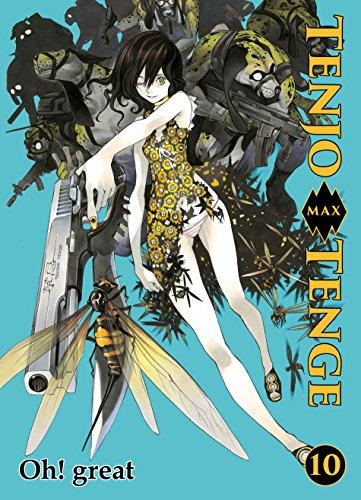 Tenjo Tenge Max, Band 10 (German Edition)