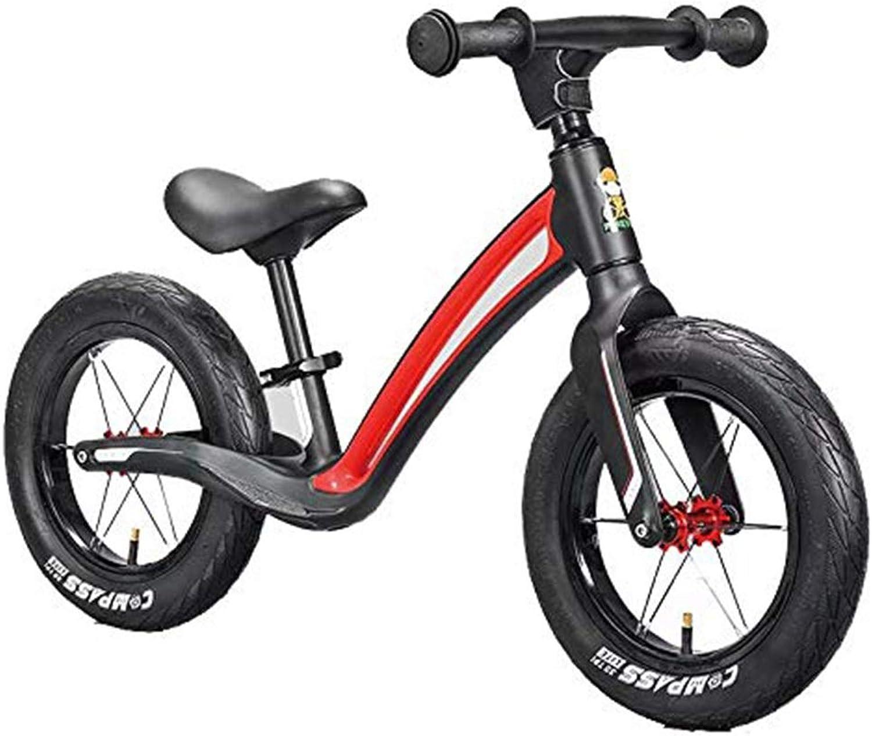directo de fábrica HAO-JJ Equilibrar Equilibrar Equilibrar los Niños del Coche sin Pedales bebé Patinaje Deslizante Scooter Niños pequeños 2-6 años de Edad Bicicleta (Color   A )  grandes precios de descuento