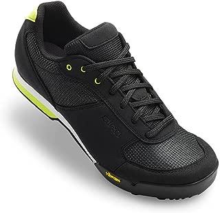 Giro 2016 Mele Tri Road Cycling Shoes - Black/Highlight Yellow