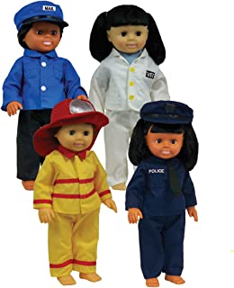 Get Ready Kids Careers Doll Clothes