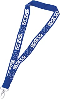 Sparco Lanyard Double Blister - Blue [OPC20200000B]