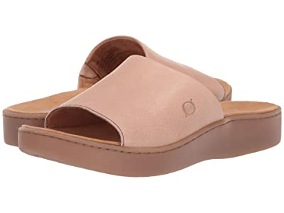 Born Ottawa (Taupe Full Grain Leather) Women
