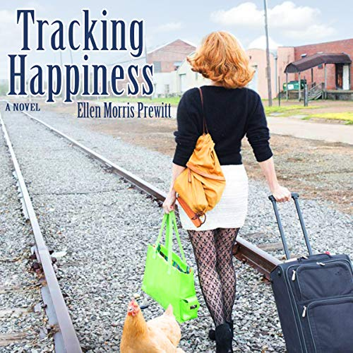 Tracking Happiness audiobook cover art