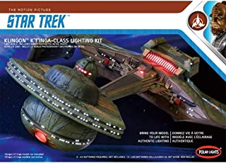 1/350 Polar Lights Klingon K'T'inga Class Lighting Kit