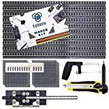 Totem Maker Kit. Set de construcción mecánica para proyectos DIY, robótica y prototipos