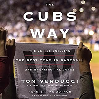 The Cubs Way audiobook cover art