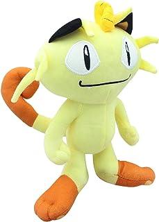 Pokemon 8 Inch Stuffed Character Plush | Meowth
