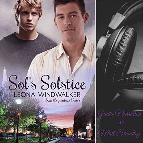 Sol's Solstice audiobook cover art