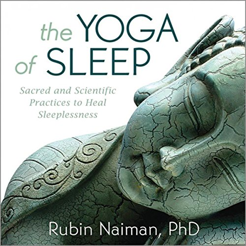 The Yoga of Sleep audiobook cover art