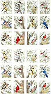 Best bird fabric panel Reviews