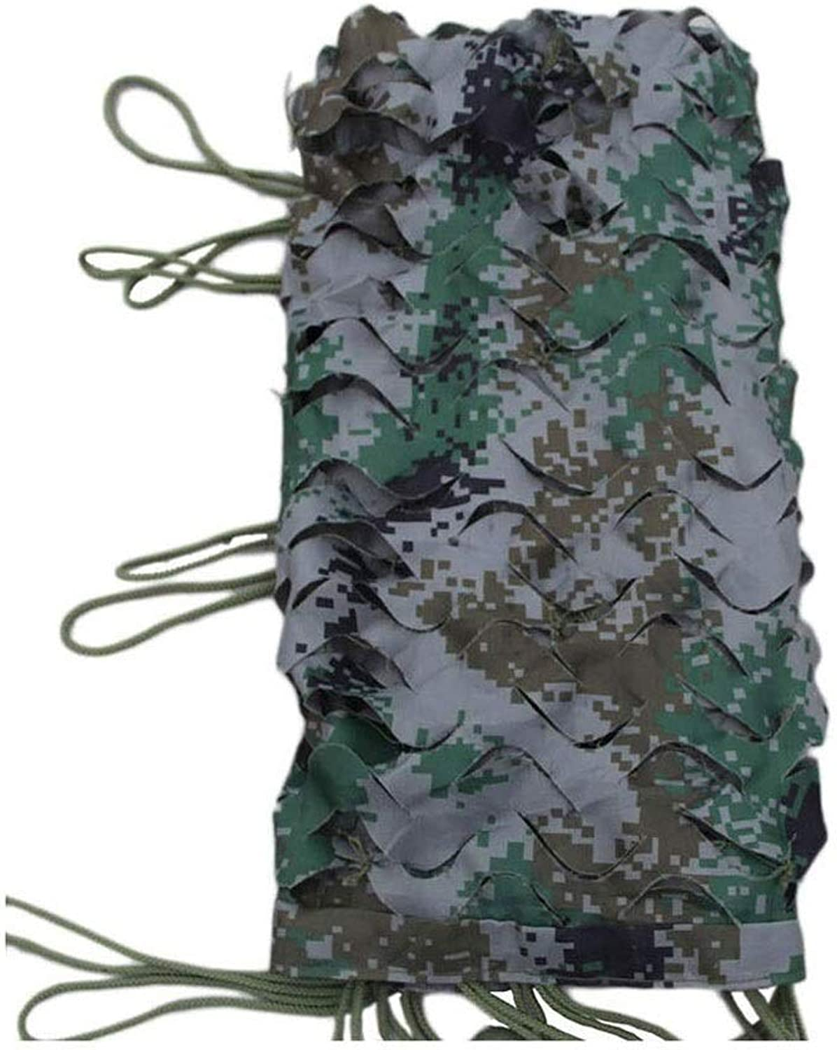 Camo Sunshade Camouflage Netting Tree House Decoration Nets Military Camo Nets Outdoor Camping Awning Shelter (Size   10x10m)