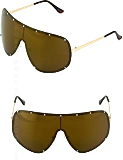106c67dfb0c Amazon.com  Oversized - Sunglasses   Eyewear   Accessories  Clothing ...