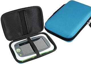Hermitshell Hard Travel Case Fits Leapfrog LeapPad Ultimate (Blue)