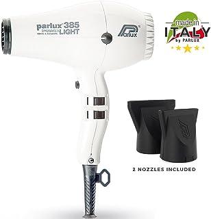 Parlux 385 Power Light Hair Dryer - White