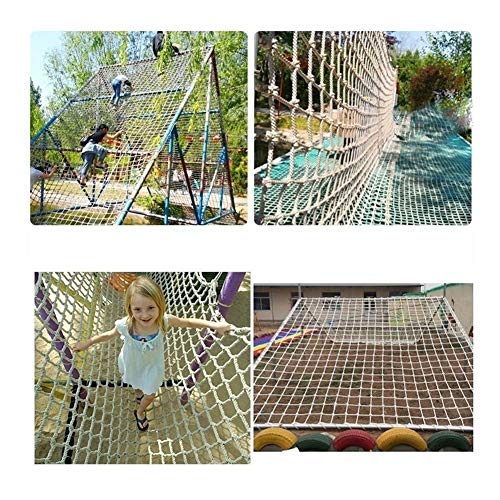 Purchase Climbing Cargo Net Climber for Swing Sets,Outdoor Playground Jungle Gyms Climbing Net,Obsta...