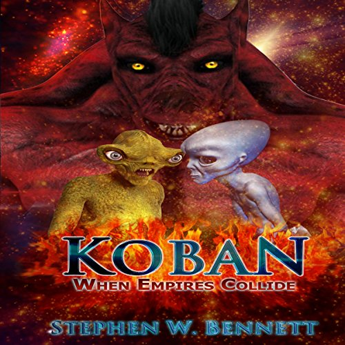 Koban: When Empires Collide audiobook cover art