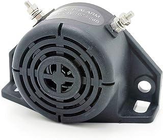 Sangmei Alarme reverso da buzina à prova d'água buzina superalta para veículo motorizado 15W 102dB 12V-24V DC CV#