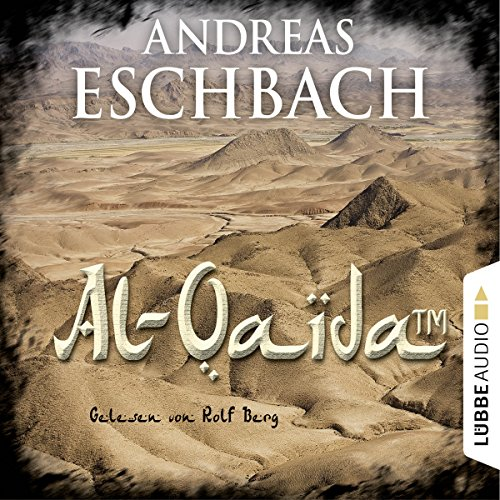 Al-Qaida (TM) audiobook cover art
