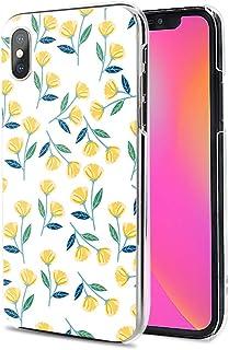 LG G8X ThinQ ケース カバー ハード TPU 素材 おしゃれ かわいい 耐衝撃 花柄 人気 全機種対応 小さい花の群れ02 フラワー 11890130
