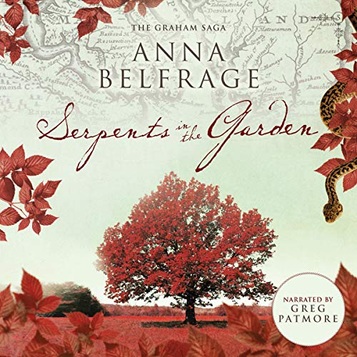 Serpents in the Garden audiobook cover art