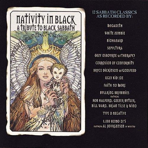 Nativity in Black: Tribute to Black Sabbath by Sony (1994-01-01)