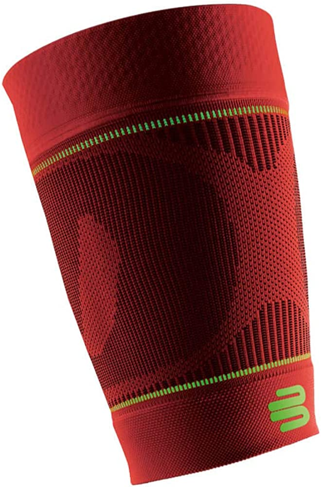 Bauerfeind Sports Compression Special NEW before selling price Upper Leg Pair Sleeves Thigh - 1