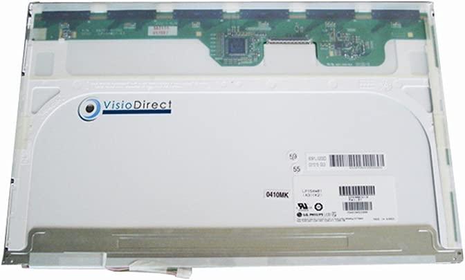 Bildschirm LCD Display 15 4 quot LCD f r Laptop ACER Aspire 5100 WXGA 1280x800 Visiodirect Schätzpreis : 59,50 €