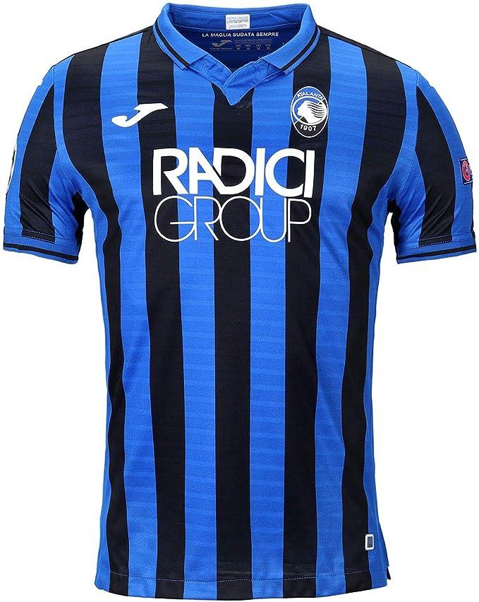 Atalanta BC Prima Maglia 2019/2020 Champions Maglia Uomo