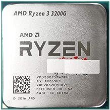 AMD Ryzen 3 3200G R3 3200G 3.6 GHz Quad-Core Quad-Thread 65W CPU Processor L3=4M YD3400C5M4MFH Socket AM4
