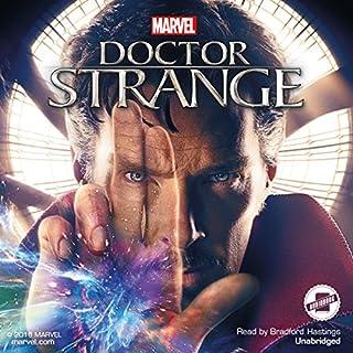 Marvel's Doctor Strange cover art