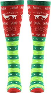 Novelty Cotton Socks, Gmall Funny Gift Holiday Fashion Fun Cool Casual Dress Socks for Men&Women
