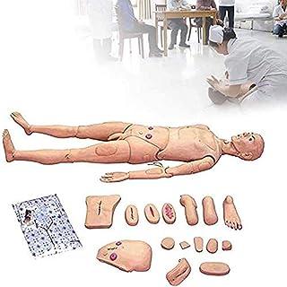 YXZQ ذكر متعدد الوظائف التمريض التشريحي البشري مانيكين رعاية المريض محاكي ، للرضاعة الطبية ، حجم الحياة