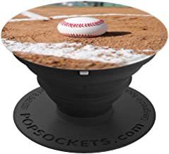 Baseball Diamond  PopSockets Grip and Stand for Phones and Tablets