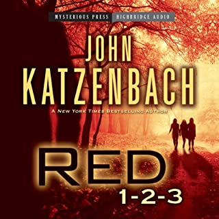 Red 1-2-3 audiobook cover art