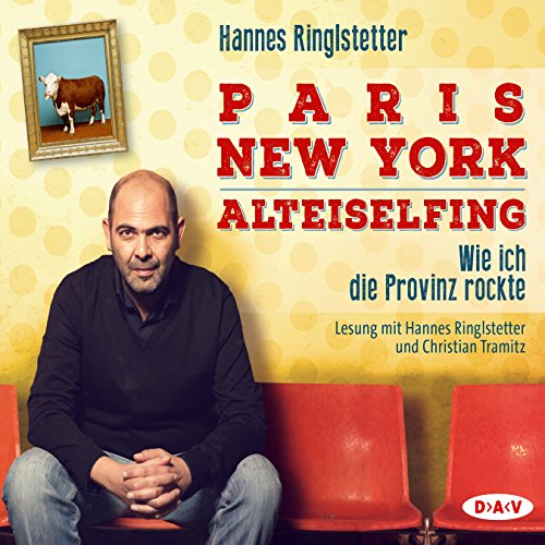 Paris. New York. Alteiselfing audiobook cover art