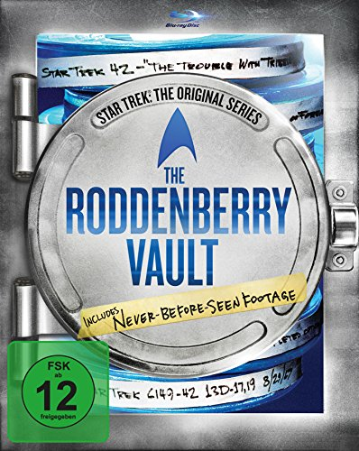 Star Trek - The Original Series - The Roddenberry Vault [Blu-ray] [Limited Edition]