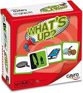 CAYRO THE GAMES What's Up Board Game 	Unisex x	6 Years and Above