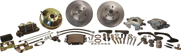 SSBC A129-4 Front Drum to Disc Brake Conversion Kit