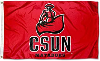 College Flags & Banners Co. Cal State Northridge Matadors CSUN Logo Flag