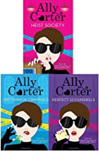 Ally Carter Heist Society 3 Books Collection Pack Set (Heist Society, Perfect Scoundrels, Uncommon Criminals)