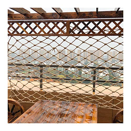 Buy TGHY Balcony Safety Net, Children Fall Protection Net Child Stairway Banister Stair Rail Anti-Fa...