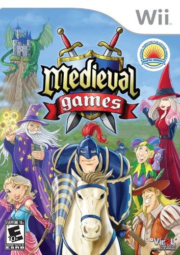 Medieval Games - Nintendo Wii by Vir2L Studios